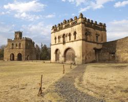 Hrady v Gondare, Etiópia