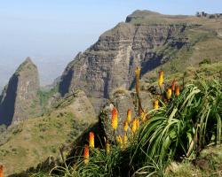 Narodný park Simien, Etiópia
