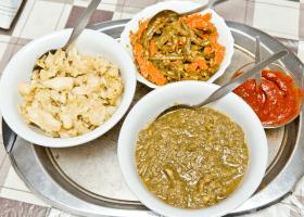 Tradičné etiópske jedlá