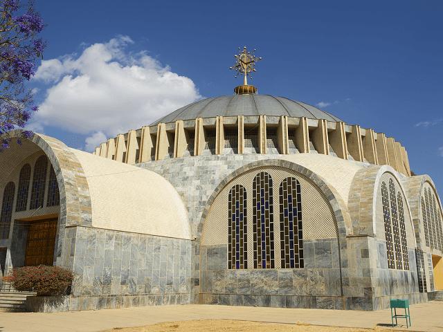 Katedrála svätej Márie zo Zionu